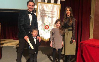 El Dr. Xabier Mediavilla nombrado Académico Numerario de la «Ilustrísima Academia de las Ciencias de la Salud Ramón y Cajal»